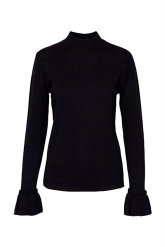 Maison Scotch Crew neck sweat with raglan sleeves