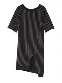 10Days ASYMMETRICAL DRESS PINSTRIPE