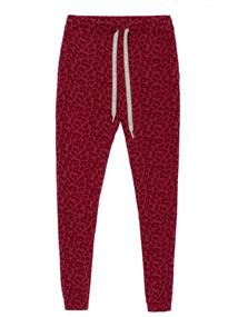 10Days CROPPED JOGGER LEOPARD