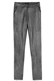 Alix LADIES WOVEN FOIL STRETCH PANTS