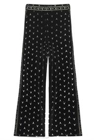 Alix LADIES WOVEN VELVET PANTS