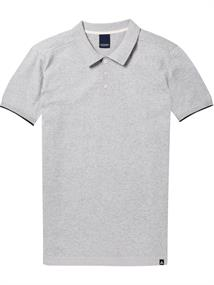Amsterdams Blauw Ams Blauw knitted polo shirt
