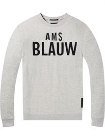Amsterdams Blauw Ams Blauw regular fit signature art