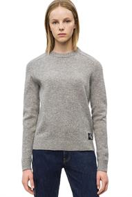 Calvin Klein SHETLAND WOOL CREW