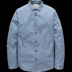 Cast Iron Long Sleeve Shirt CF 3D GRAPHIC RAS