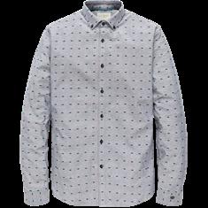 Cast Iron Long Sleeve Shirt CUT AWAY CHAMBRAY
