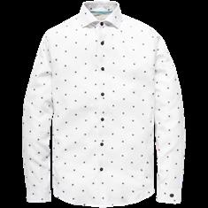 Cast Iron Long Sleeve Shirt CUT AWAY TRIANGLE