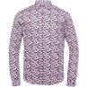 Cast Iron Long Sleeve Shirt Print on Poplin