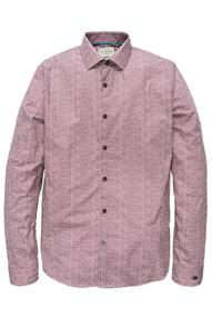 Cast Iron Long Sleeve Shirt TRIANGLE MIX