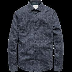 Cast Iron Long Sleeve Shirt TRIANGLE RASTER P