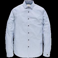 Cast Iron Long Sleeve Shirt YD STITCH STRIPE