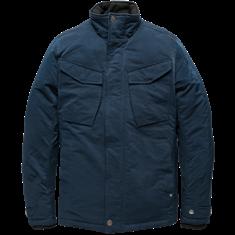 Cast Iron Semi long jacket SKI FIELD JACKET -