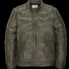 Cast Iron Zip jacket CAR RACER JACKET