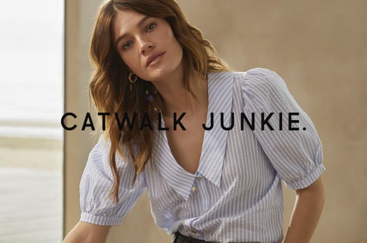 Dames 1 Catwalk Junkie