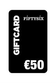 Fiftysix GIFTCARD50