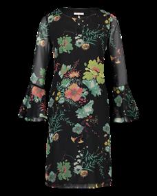 Freebird DOUNIA-FLOWER DRESS WV-PES