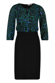 Freebird ELVISA LEOPARD DRESS