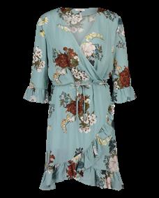 Freebird MAYA-FLOWER DRESS WV-PES