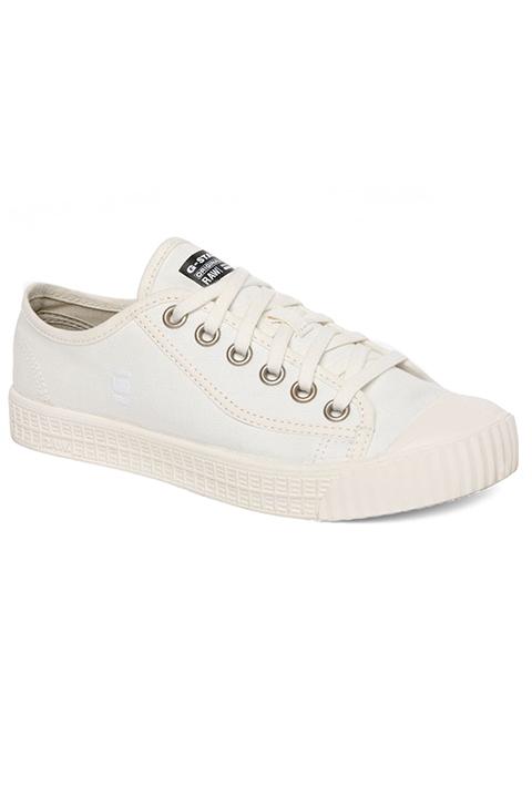 G-star Chaussures Femmes D04360-8715-110 Blanc sdFYQiKT