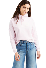 Levi's CROPPED GRAPHIC HOODIE HOUSEMARK