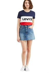 Levi's DECONSTRUCTED SKIRT MIDDLE MAN