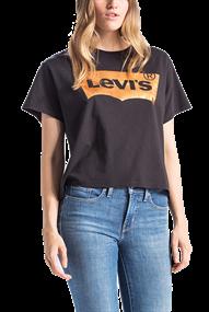 Levi's GRAPHIC J.V. TEE COPPER FOIL HOUSEMARK