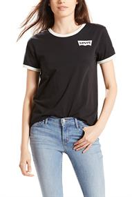 Levi's PERFECT RINGER TEE BATWING RINGER JET