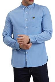 Lyle and Scott STONEWASH SHIRT