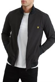 Lyle and Scott ZIP TROUGH FUNNEL NECK SOFT SHELL JACKET