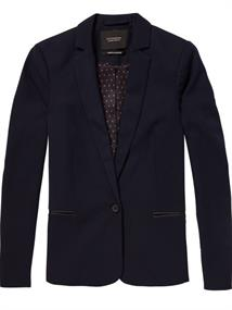 Maison Scotch Classic tailored blazer in solids