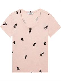Maison Scotch Relaxed fit tee in various prints