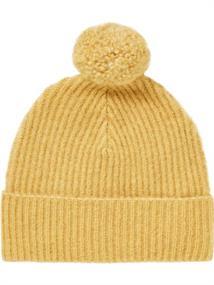 Maison Scotch Wool blend knitted beanie