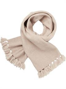 Maison Scotch Wool blend knitted scarf