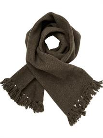 Maison Scotch Wool blend knitted scarf
