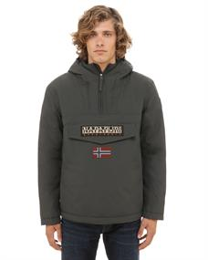 Napapijri RAINFOREST WINTER DARK GREY