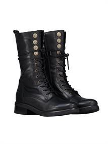 Nikkie BUTTON LACE BOOT