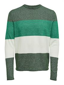 ONLY & SONS onsTED 12 MULTI KNIT