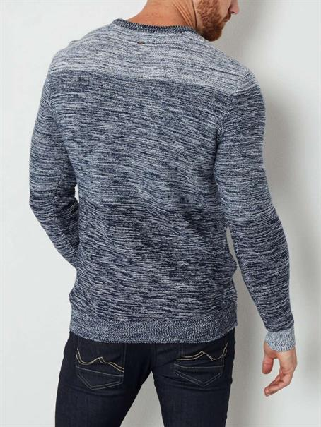 PETROL INDUSTRIES MEN KNITWEAR R-NECK