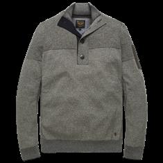 PME Legend Half button collar Cotton Ralph Mal