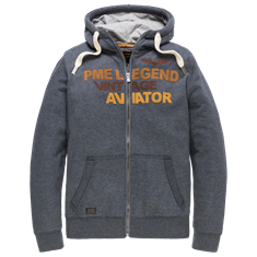 PME Legend Hooded jacket Brushed Falcon