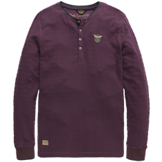 PME Legend Long sleeve grandad Waffle Trickle