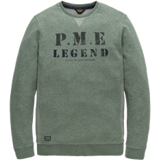 PME Legend Long sleeve r-neck Double Faced Jer