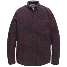 PME Legend Long Sleeve Shirt Check Harbor