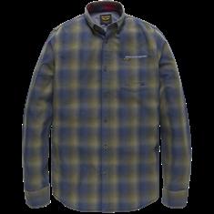 PME Legend Long Sleeve Shirt Check Pharrel
