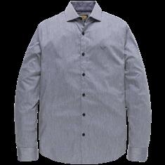 PME Legend Long Sleeve Shirt Melange Herringbo
