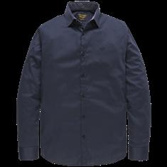 PME Legend Long Sleeve Shirt Plain Dobby Fabri