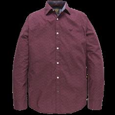 PME Legend Long Sleeve Shirt Poplin Print Vari