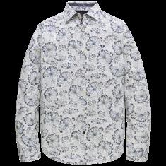 PME Legend Long Sleeve Shirt Poplin Print Vipe