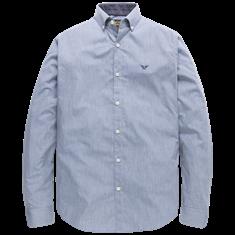 PME Legend Long Sleeve Shirt Stripe Melange