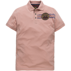 PME Legend Short sleeve polo Rugged Pique